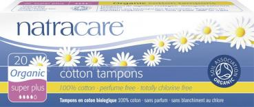 NATRACARE Tampons super plus 20 Stk