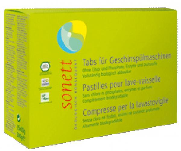 SONETT Tablets for Dishwasher Machine 25pc 500 g